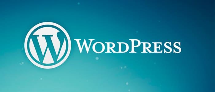foto do Logo do WordPress
